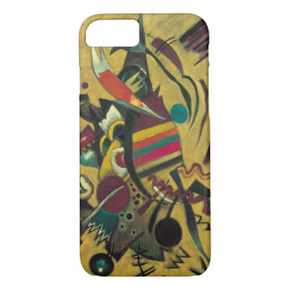 Vintage Expressionism, Points by Wassily Kandinsky iPhone 8/7 Case