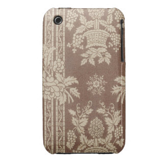 Vintage Fabric (113) iPhone 3 Cover