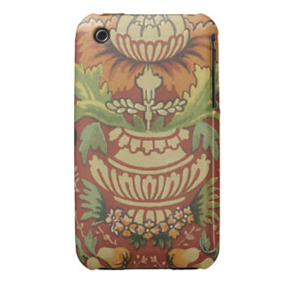 Vintage Fabric (128) iPhone 3 Cases