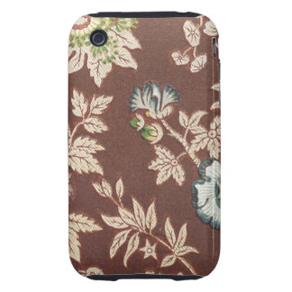 Vintage Fabric (141) Tough iPhone 3 Cover