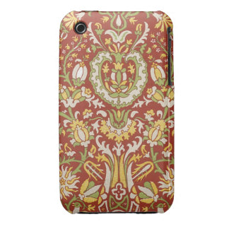 Vintage Fabric (15) iPhone 3 Case-Mate Cases