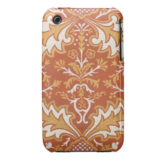 Vintage Fabric (23) iPhone 3 Case-Mate Cases