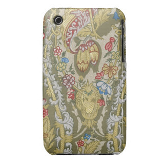 Vintage Fabric (76) Case-Mate iPhone 3 Case