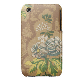 Vintage Fabric (86) iPhone 3 Case