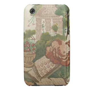 Vintage Fabric (88) Case-Mate iPhone 3 Case