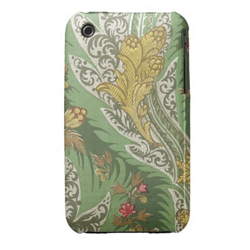 Vintage Fabric (94) iPhone 3 Case-Mate Case