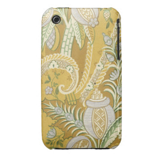 Vintage Fabric (99) iPhone 3 Covers