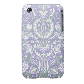 Vintage Fabric iPhone 3 Case