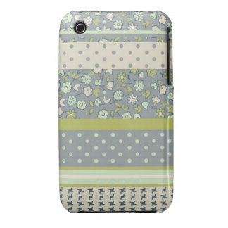 vintage fabric iphone 3 speck case iPhone 3 case