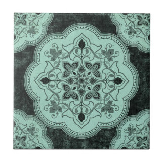 Vintage Fabric Tile