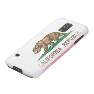Vintage Fade California Flag Cases For Galaxy S5