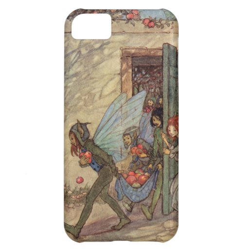 Vintage Fairy Art iPhone Case, by Edmund Dulac iPhone 5C Case