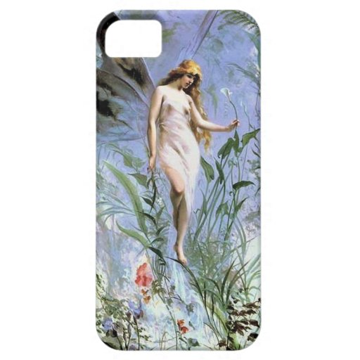 Vintage Fairy Case for Iphone 5