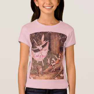 VINTAGE FAIRY FAY - PINKIE DANCING FAIRY T-Shirt