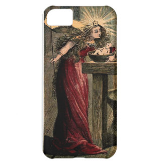 Vintage Fairy Godmother iPhone 5C Cover