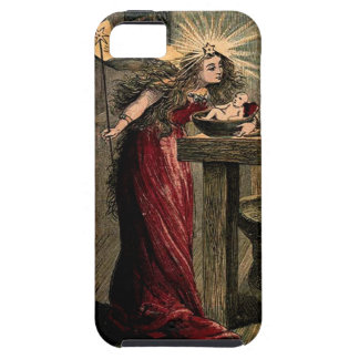 Vintage Fairy Godmother Case For The iPhone 5