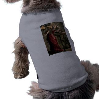 Vintage Fairy Godmother Pet T Shirt