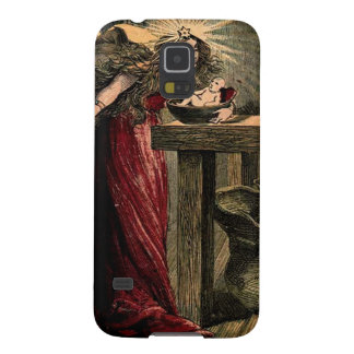 Vintage Fairy Godmother Galaxy S5 Cases