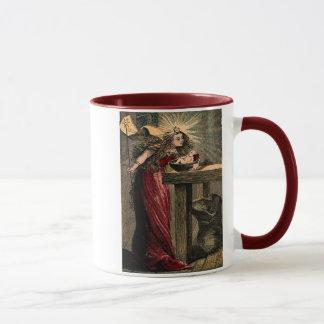Vintage Fairy Godmother Mug