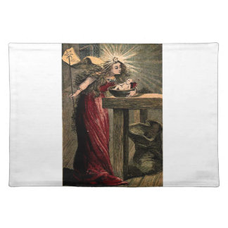 Vintage Fairy Godmother Placemat