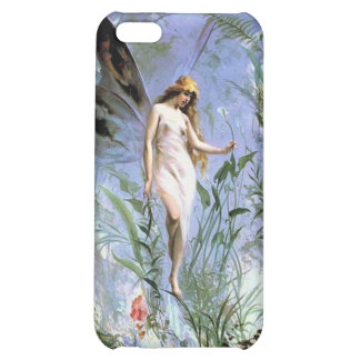 Vintage Fairy Case For iPhone 5C