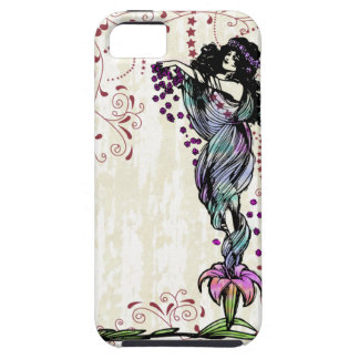 Vintage Fairy iPhone Tough Case