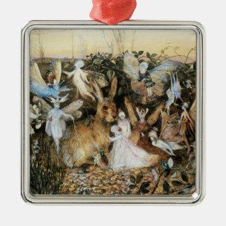 Vintage Fairy Tale Fairy Twilight, John Fitzgerald Christmas Ornament