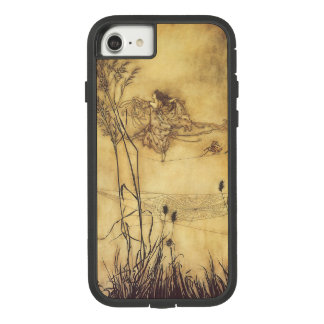 Vintage Fairy Tale, Fairy's Tightrope by Rackham Case-Mate Tough Extreme iPhone 8/7 Case