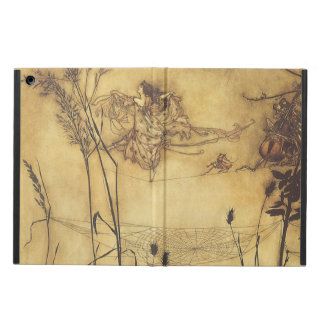 Vintage Fairy Tale, Fairy's Tightrope by Rackham iPad Air Case