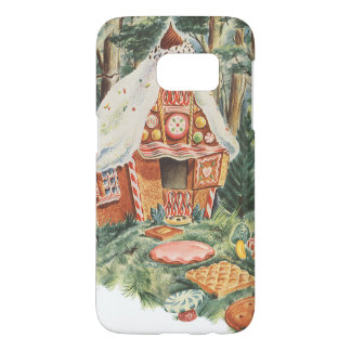 Vintage Fairy Tale, Hansel and Gretel Candy House