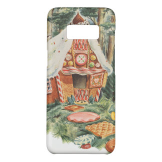Vintage Fairy Tale, Hansel and Gretel Candy House Case-Mate Samsung Galaxy S8 Case