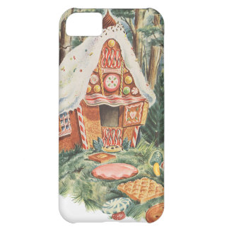 Vintage Fairy Tale, Hansel and Gretel Candy House iPhone 5C Case