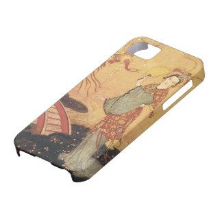 Vintage Fairy Tale Princess Badoura, Edmund Dulac iPhone 5 Cover