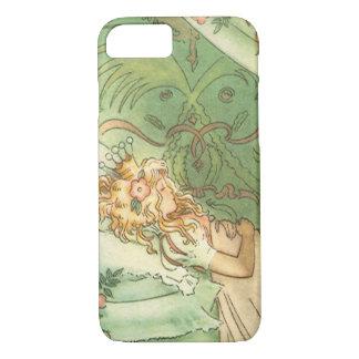 Vintage Fairy Tale, Sleeping Beauty Princess iPhone 8/7 Case