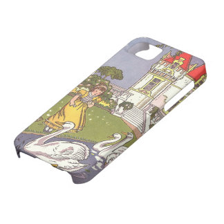 Vintage Fairy Tale, The Ugly Duckling by Hauman iPhone 5 Case