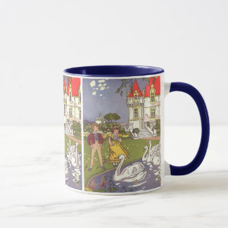 Vintage Fairy Tale, The Ugly Duckling by Hauman Mug