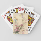 Vintage Fairy Tales, Three Spirits Filled With Joy Playing Cards