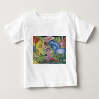 Vintage Fantasy  Painting Entitled 'The Dream' Baby T-Shirt