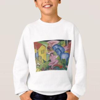 Vintage Fantasy  Painting Entitled 'The Dream' Sweatshirt