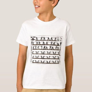 Vintage Fencing Instruction T-Shirt