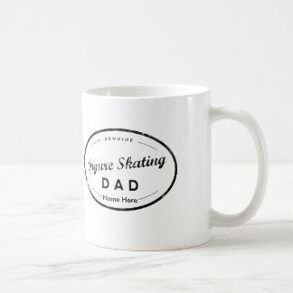 Vintage Figure Skating Dad Mug