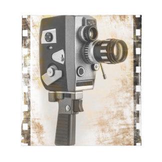 Vintage Film Camera Scratch Pad