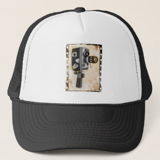 Vintage Film Camera Trucker Hat