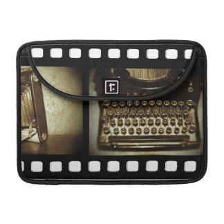 Vintage Film Sleeve For MacBooks