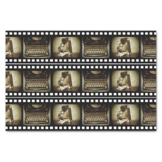 Vintage Film Tissue Paper