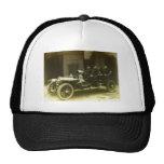 Vintage Fire Truck Hats
