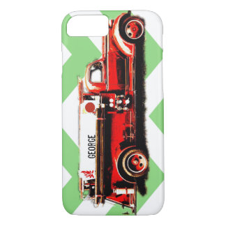 Vintage Fire Truck iPhone 8/7 Case