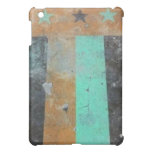 vintage flage design iPad mini case
