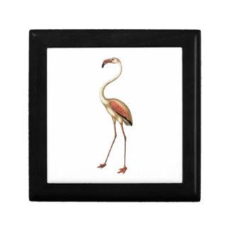 Vintage Flamingo Gift Box