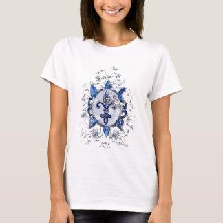 Vintage Fleur de Li T-Shirt